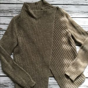 Lauren Ralph Lauren Wrap Cardigan Sweater Small RR
